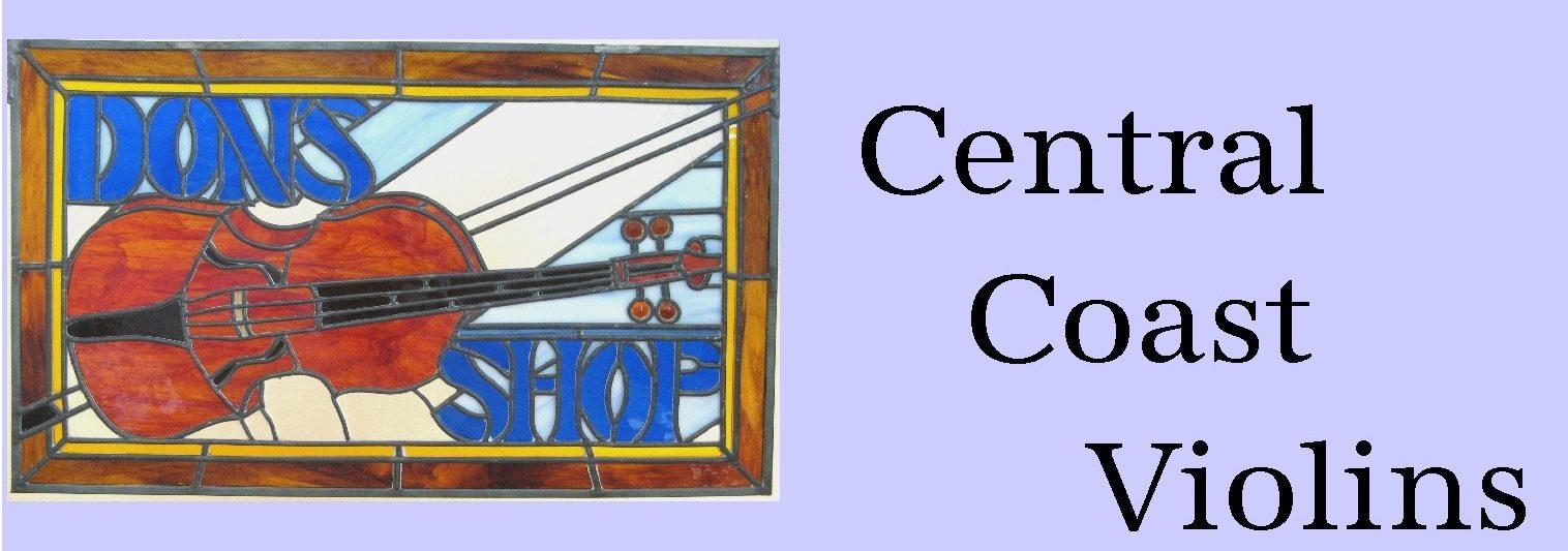 Central Coast Violins